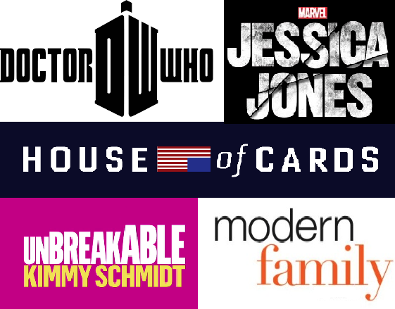 From comedies to dramas to everything in between, this year brought many new television and Netflix shows for the publics entertainment. While some may not have done so great, others like Jessica Jones, and Doctor Who, definitely rose to the occasion.