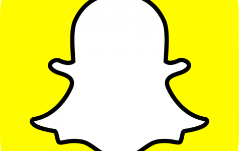 The Snapchat app logo with its iconic white ghost. Photo courtesy of commons.wikipedia.org