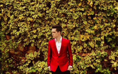 "Brendon Urie, the last member of Panic! at the Disco, wrote and performed ""Death of a Bachelor"", released on Jan. 15."
