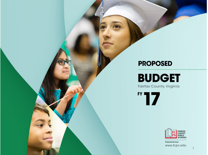 Karen Garza released her budget on Jan. 8th, which included no reductions in teacher salaries. Details of the proposed budget (cover page pictured above) can be found on the FCPS website.