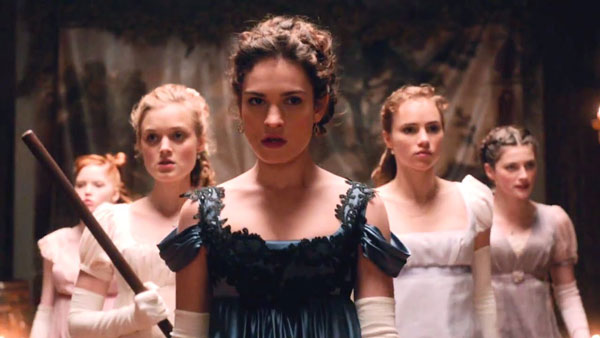 Pride and Prejudice and Zombies doesnt meet any of its goals
