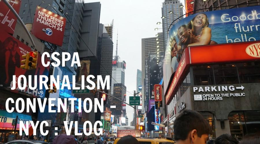 Vlog%3A+CSPA+Journalism+Convention+-+NYC
