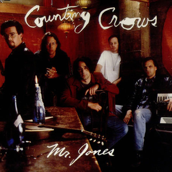 Mr. Jones is a timeless track by Adam Duritz of the band Counting Crows.