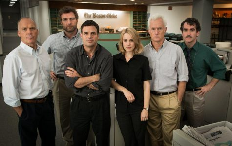 The Spotlight team in Academy Award winning film