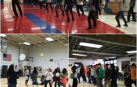 Flow day fun – Students learn about the one question through a plethora of activities