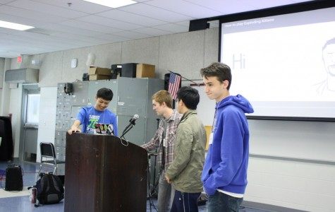 Jefferson holds presentations for Flow Day