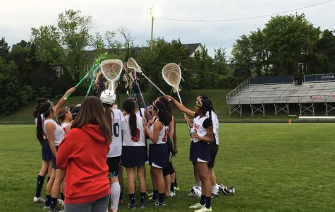 Junior Varsity Lacrosse Season Ends in Victory