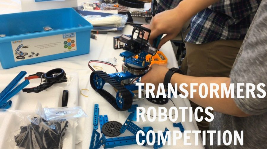 Transformers+Robotics+Competition