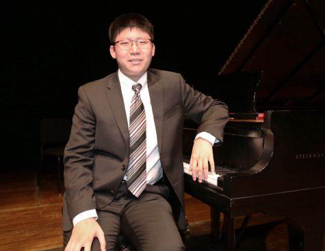 Musician Profile: Eric Lin