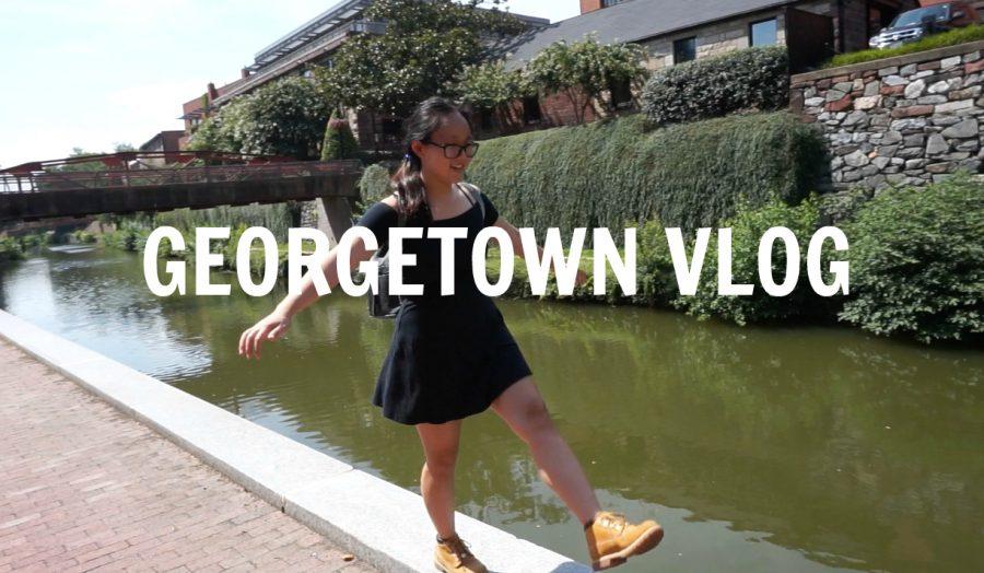 Georgetown+Vlog