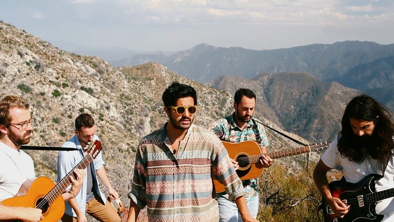 Feel the summer vibes from Young the Giant. Courtesy of https://www.youtube.com/watch?v=KNuFUBDsZUw.