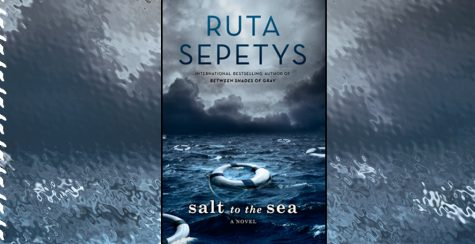 "The sinking of the ""Wilhelm Gustloff,"" as detailed in Ruta Sepetys"