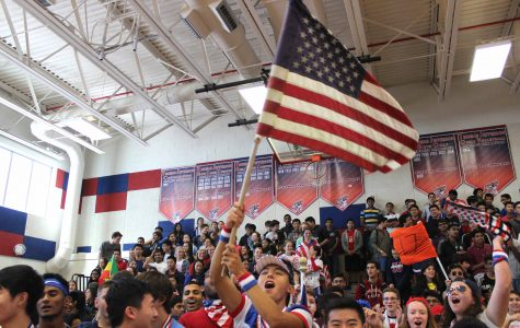 "Homecoming Spirit Week 2016: ""Olympics"" Pep Rally on Tues., Oct. 11"