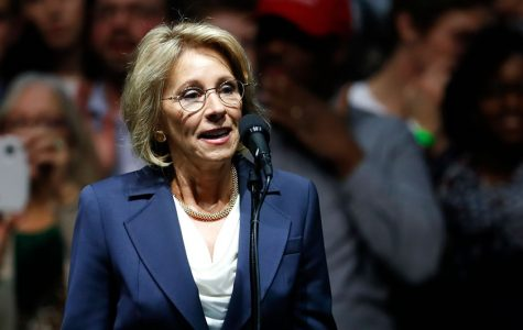 Betsy Devos confirmed as Secretary of Education, bringing an unfavorable education policy