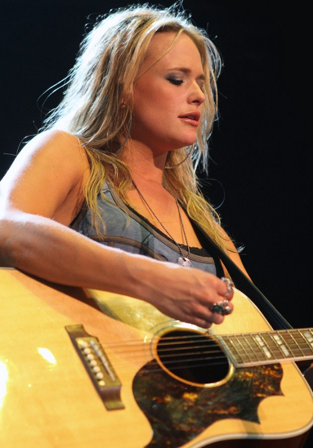 Miranda Lambert won her eighth straight Best Female Vocalist Award, as well as winning the award for the Best Album.