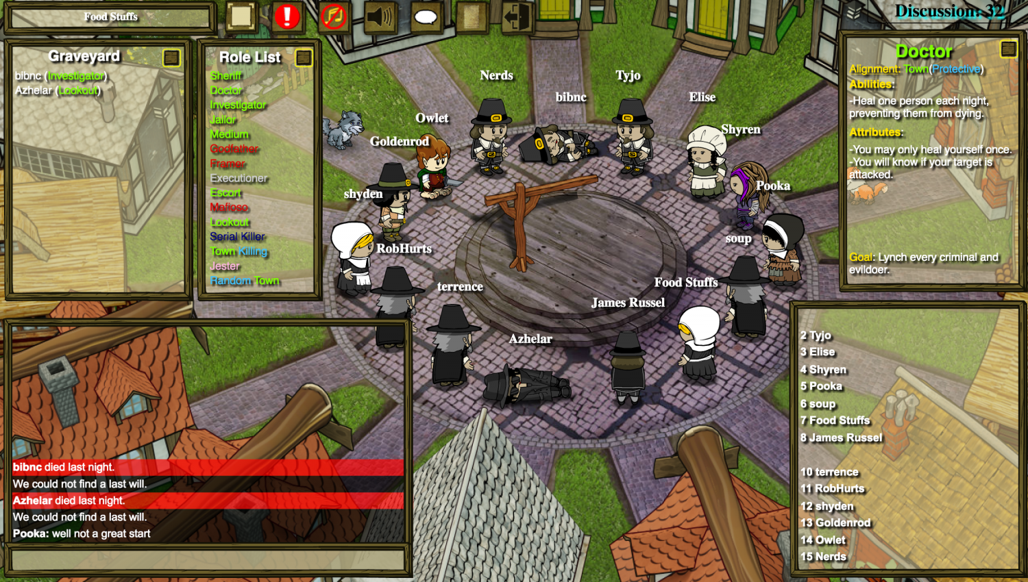 A+screenshot+of+playing+a+game+of+Town+of+Salem+as+the+Doctor.