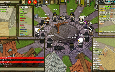 A screenshot of playing a game of Town of Salem as the Doctor.