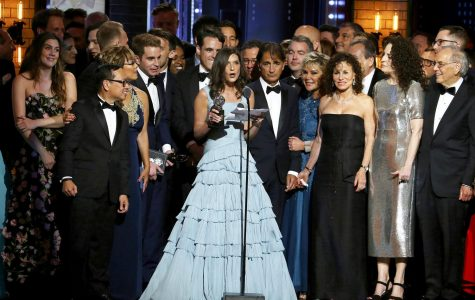 Tony Awards: On Upsets and Big Steps