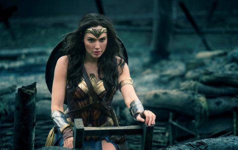 """Wonder Woman"" soars on screen and in box office"