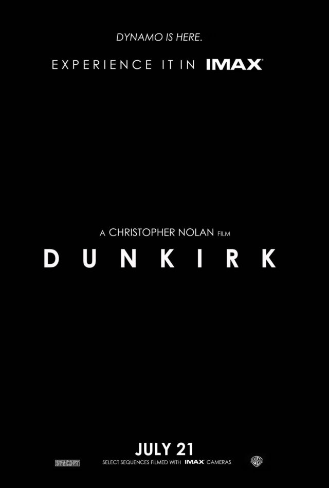 "Dunkirk was released on July 21, 2017, 77 years after the battle. The phrase ""Dynamo is here"" refers to Dunkirk's codename, Operation Dynamo."