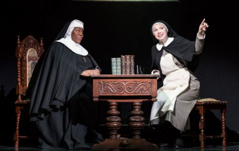 Charlotte Maltby and Melody Betts star in