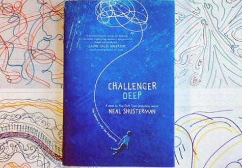 """Challenger Deep"" by Neal Shusterman is a coming-of-age novel that discusses the implications of and stigma surrounding mental illness."