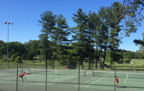 Girls tennis and the social growth that comes with Jefferson sports