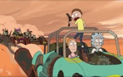 """Rick and Morty starts Season Three with """"Mad-Max"""" themed therapy"""