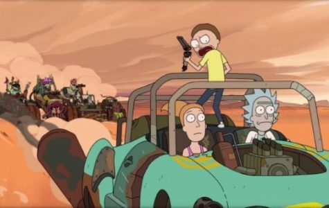 "Rick and Morty starts Season Three with ""Mad-Max"" themed therapy"
