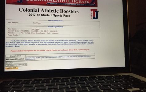 Colonial Athletic Boosters release annual sports games passes