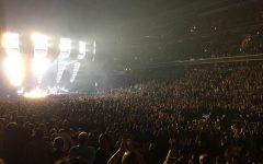 Ed Sheeran excels live at the Verizon Center
