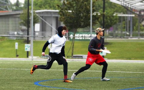 Ultimate Frisbee prepares for a new season