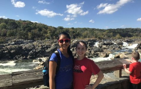 Scared, sweaty senior's first hike at Great Falls Park