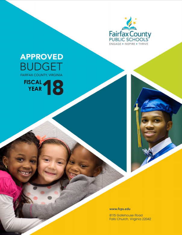 The Fairfax County Public Schools budget for the 2018 fiscal year introduces AP/IB test fees, a one-time activity participation fee, and a school transfer fee, fees that'd be expected to be paid for by students.