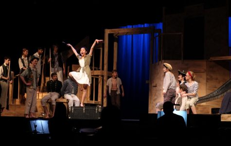 """Making """"Peter and the Starcatcher"""""""
