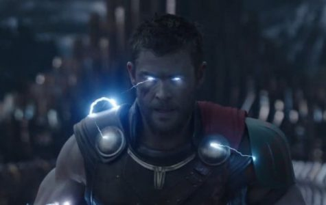 The third installment in the Thor franchise saw Thor become the true god of thunder that we've all been waiting for him to be.