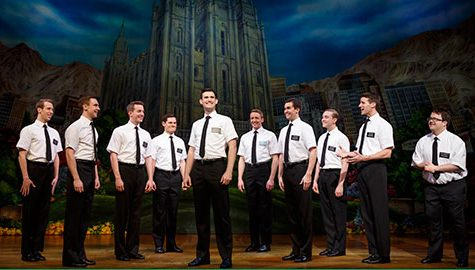 """The Book of Mormon"" returns to the Kennedy Center"