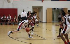 Freshman Boys Basketball start season with a loss to Mount Vernon