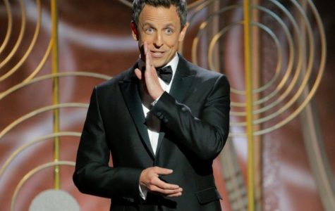 Seth Meyers' Top 5 Moments at the 2018 Golden Globe Awards