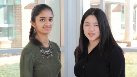 Two Jefferson students qualify for round two of the USA Astronomy and Astrophysics Olympiad