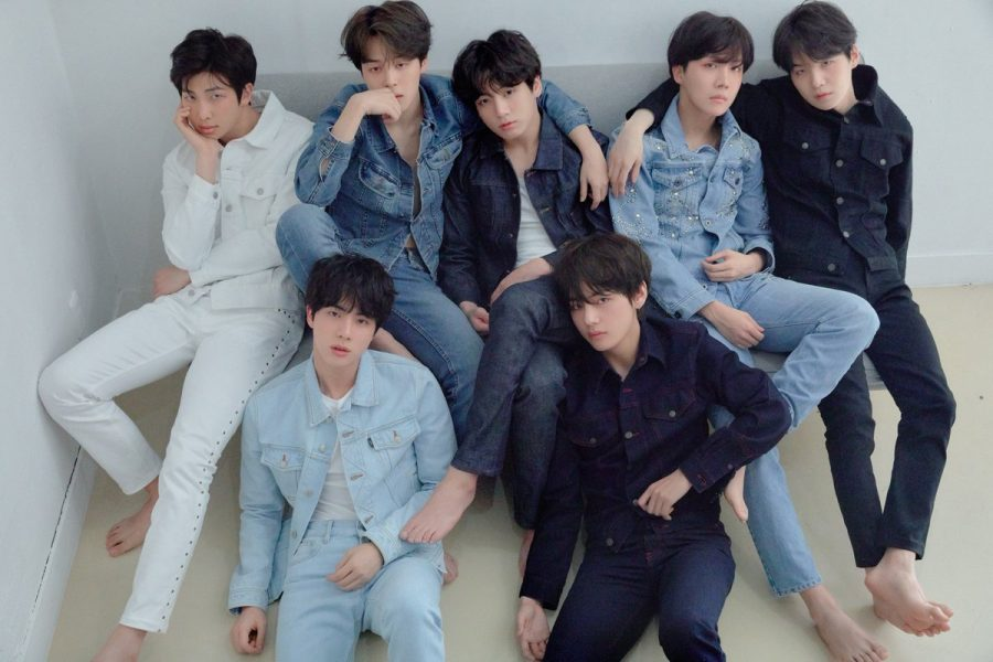 South Korean boy group, BTS, launched K-Pop into Western charts with their singles,
