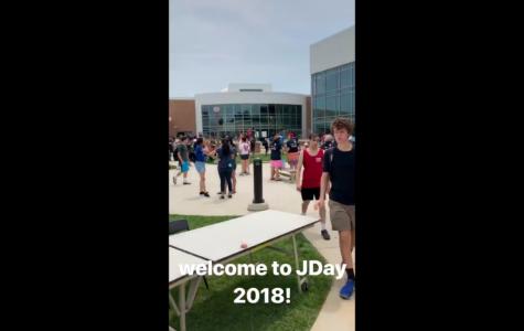 Instagram Story: JDay 2018