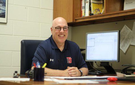 Assistant Principal Gary Grosicki passes away