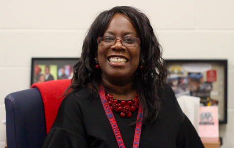 Jefferson Welcomes New AP Volita Russell