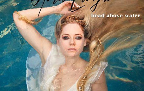 The album cover for Avril Lavigne's newest single,