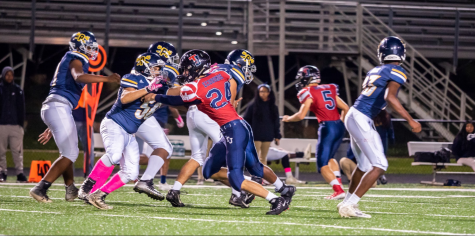 Colonials Win Homecoming Football Game in Double Overtime