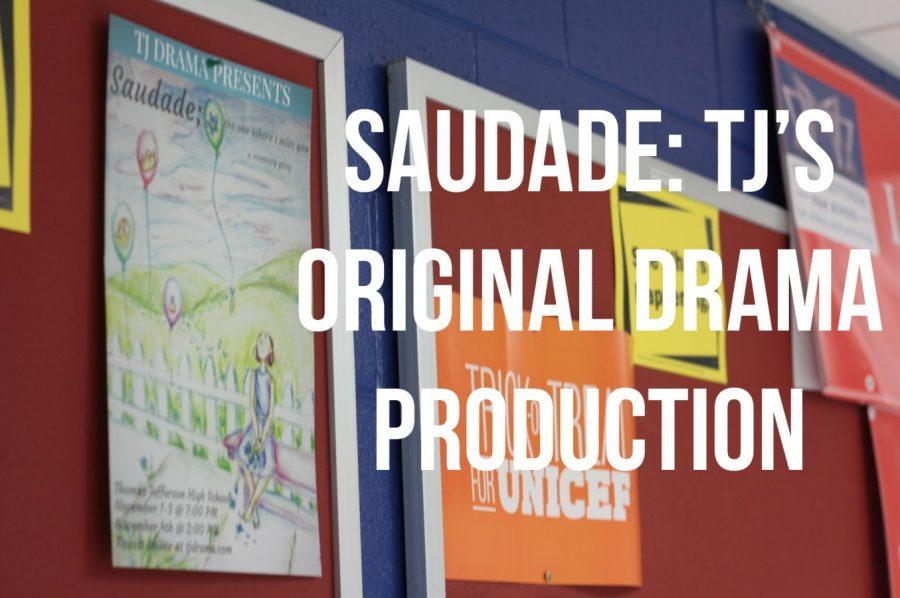Saudade%3A+TJ%27s+Original+Drama+Production