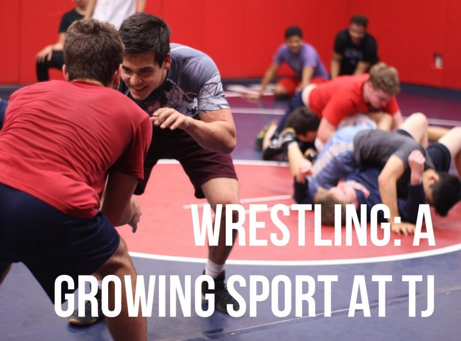 Wrestling%3A+A+Growing+Sport+at+TJ