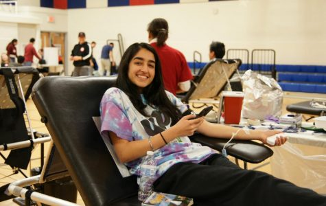 TJ Students Save Lives at the Red Cross Blood Drive