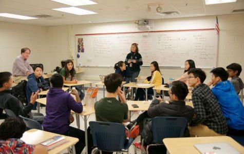 Freshmen elect new class council for 2018-19 school year